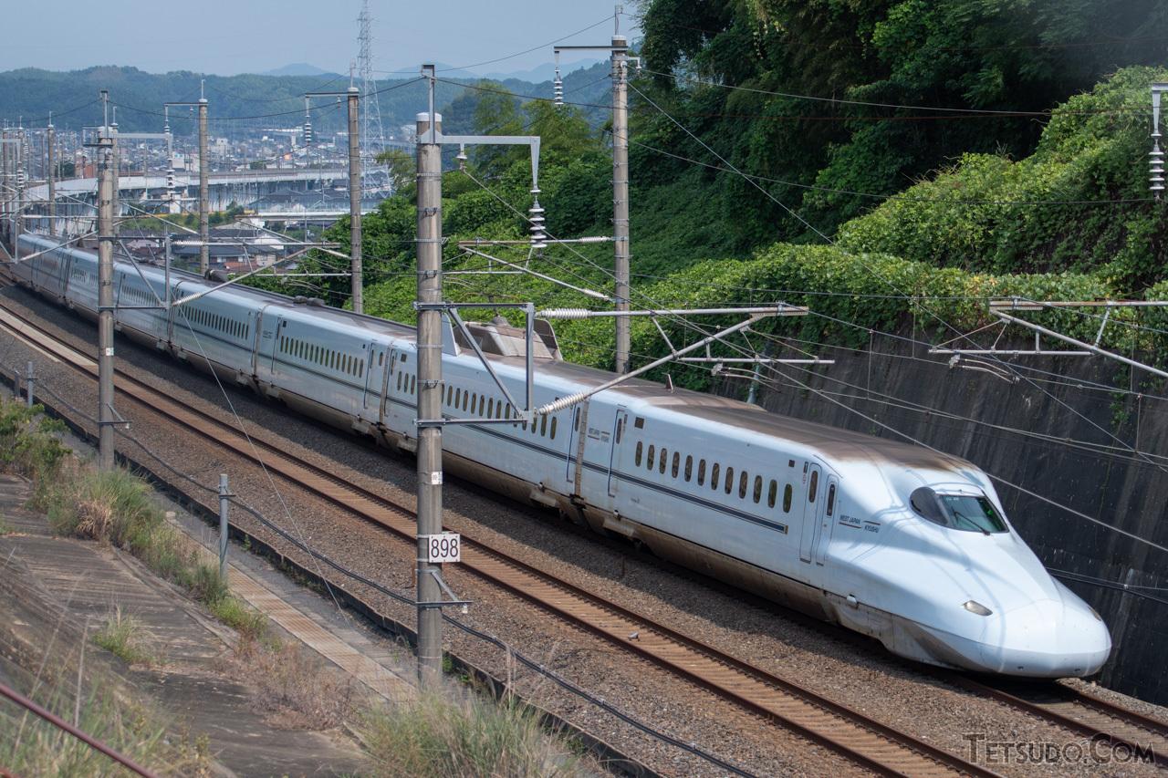 N700系「さくら」(イメージ)