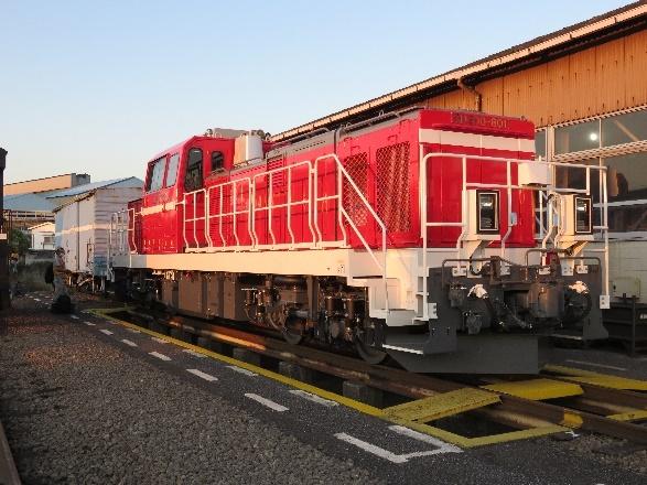 DD200形801号機
