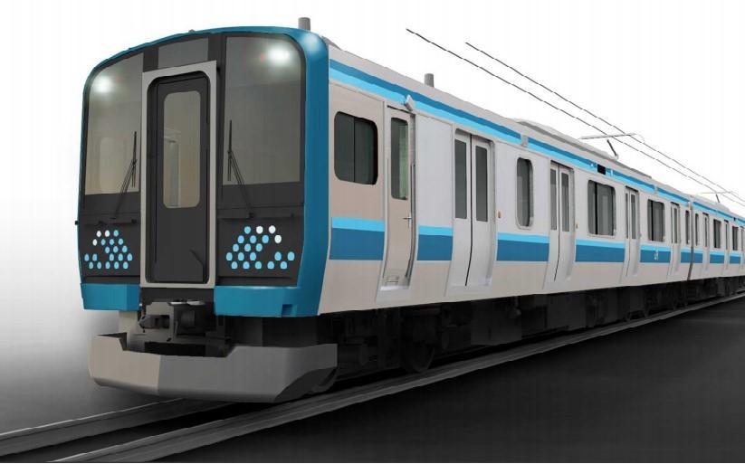 相模線用E131系(イメージ)