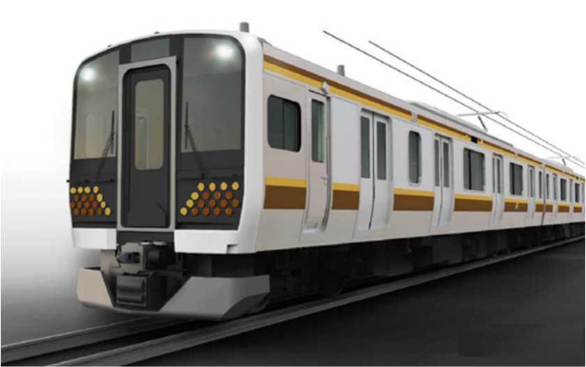 宇都宮・日光線用E131系(イメージ)