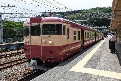 クモハ413-6