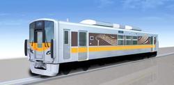 JR西、DEC700形新型電気式気動車を導入