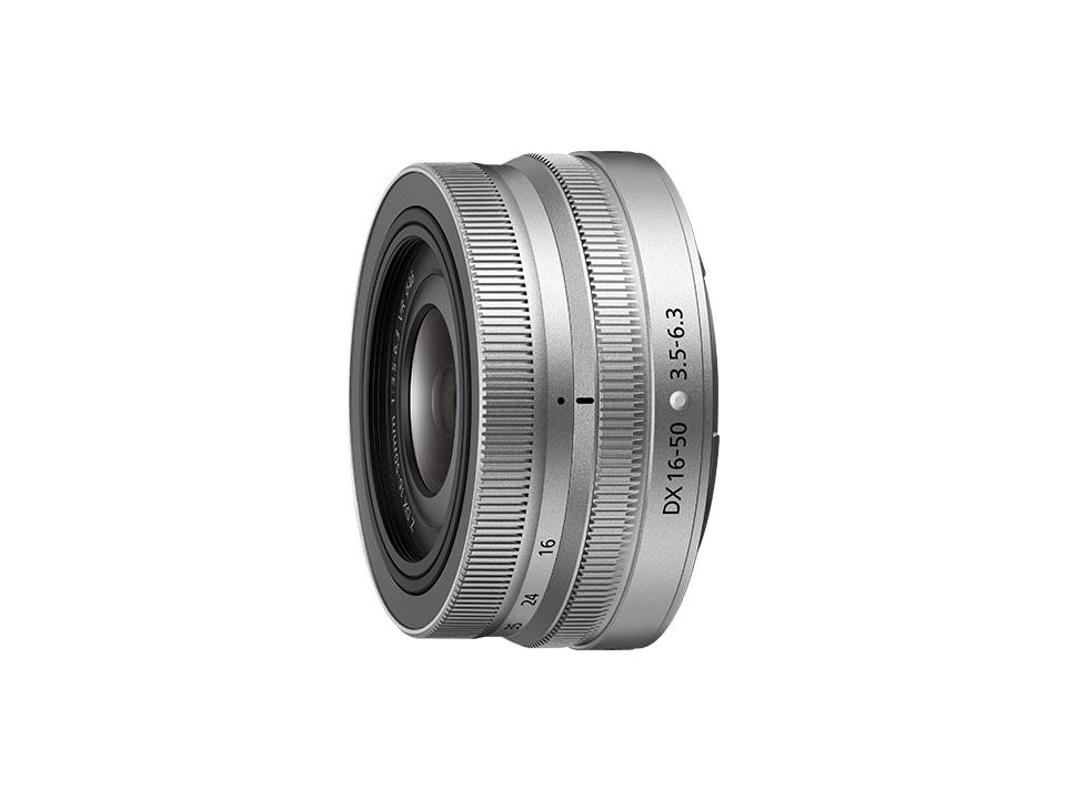 NIKKOR Z DX 16-50mm f/3.5-6.3 VR(シルバー)