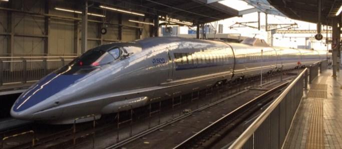 新幹線 500系車両
