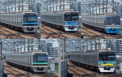 北総鉄道の車両
