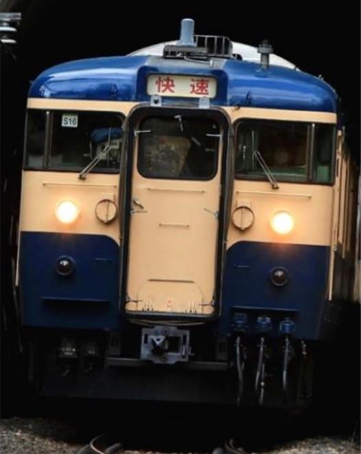 115系横須賀色(イメージ)