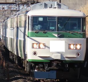 185系(イメージ)