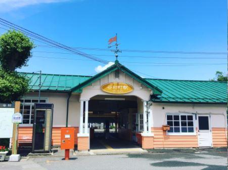 富士急行線谷村町駅