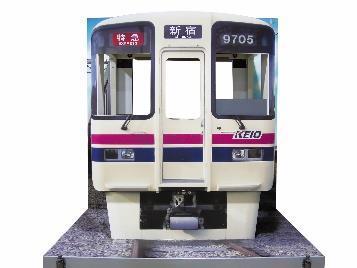 京王線9000系カットパネル