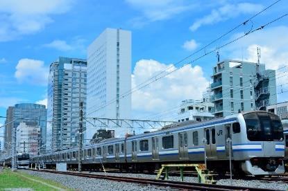 錦糸町駅電留線(イメージ)