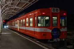 岳南電車 ナイトビュープレミアムトレイン(ツアー)