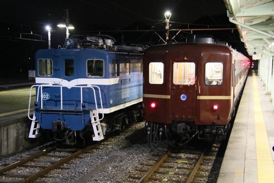 秩父鉄道夜行列車(イメージ)