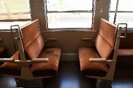 455系ボックスシート