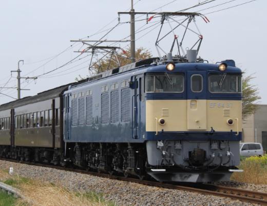 EF64形37号機
