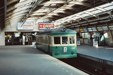 鎌倉駅台紙デザイン(イメージ)