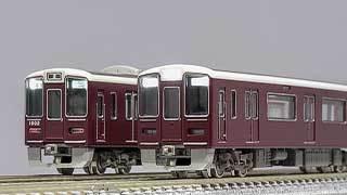 阪急1300系ハンドメイド塗装試作品