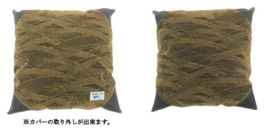 N700系S編成クッション(イメージ)