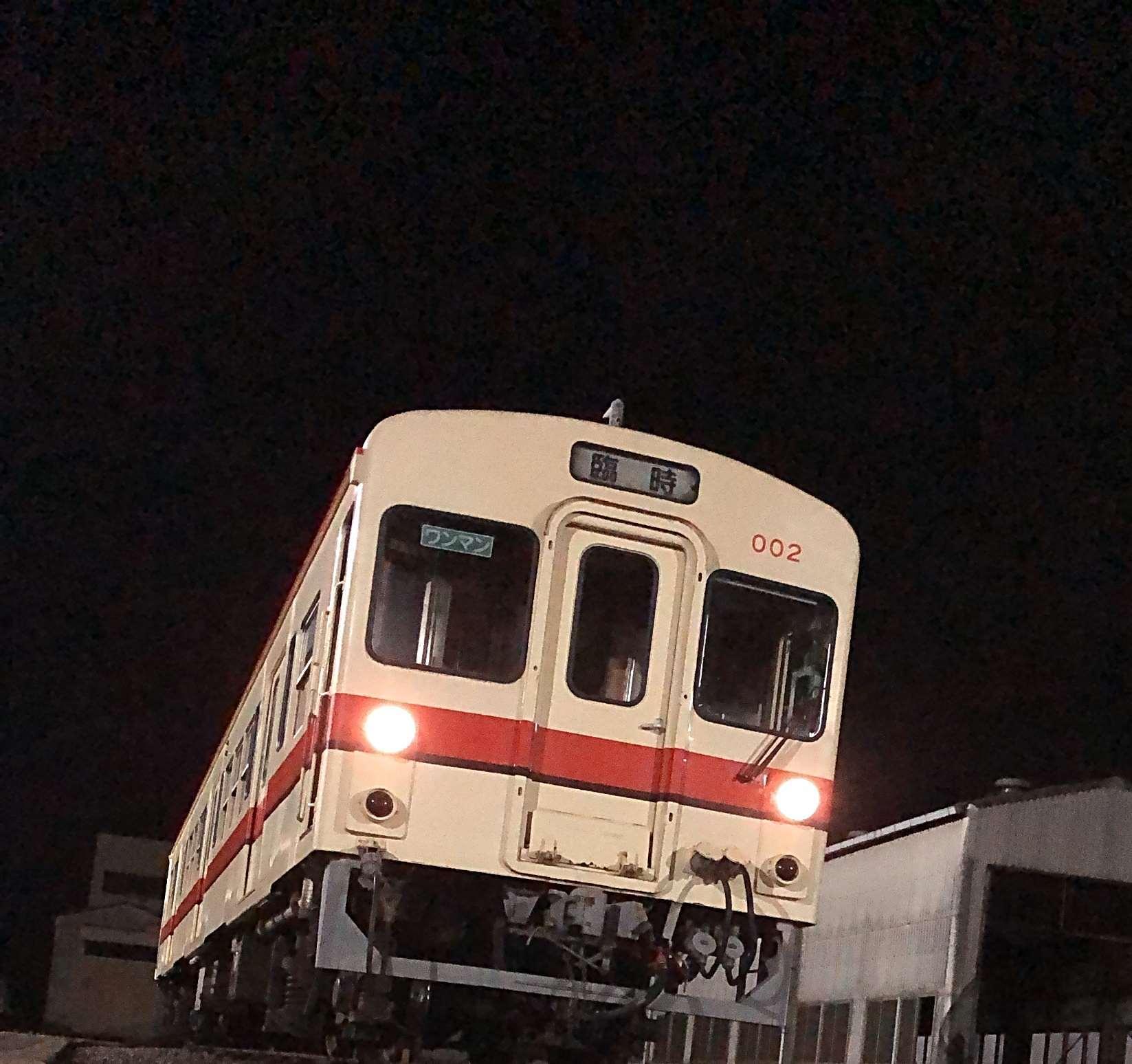 夜行列車(イメージ)