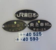 鉄道古物(イメージ)