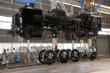 SL銀河、大宮工場で検査中 4月下旬運転再開