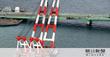 関空連絡橋復旧工事