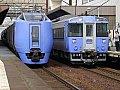 札幌~函館間の輸送を支えてきた FURICO281 HET183 の並び、その1