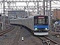 東武野田線 急行 船橋行き1 60000系