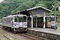 備後落合駅(2007年6月 - 恵知仁さんさつえい)