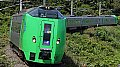 緑の789系 / JR北海道