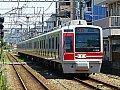 相模鉄道 快速 海老名行き1 8000系赤塗装8712F(2014.12消滅)
