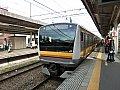 南武線 E233系 N36編成 2017031801