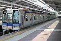 南海電鉄 2000系 赤備え逆組成 - 1