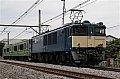 E127系配給列車(配9736レ)。