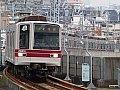 東京メトロ日比谷線 北千住行き7 東武20000系LED車
