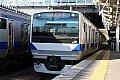 常磐線のE531系交直流電車