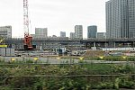 旧・田町車両センター再開発の進捗 2017年10月上旬