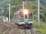 東北本線 ワンマン黒磯行き3 701系(2017.10.13廃止)