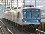東京メトロ東西線 快速 津田沼行き1 05系LED