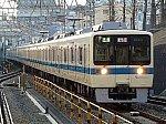 小田急電鉄 準急 新松田行き4 8000形