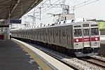 東急電鉄8500系 8627F [東武鉄道 谷塚駅]