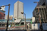川崎駅北口自由通路工事の進捗 2017年11月下旬