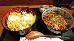 生麦 味楽(蕎麦と舞子丼セット)