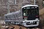 営業運用開始直後の神戸電鉄6500系第3編成6506F