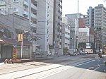 広島電鉄宇品線 宇品五丁目