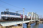 EF65-2092 1091レ 金町~新小岩(信)間