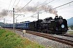 D51 498 + 12系客車5B SLみなかみ(8731レ)