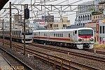 キヤ検測 試9286D 平井駅