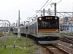 八高線 箱根ヶ崎行き1 205系3000番台(1日1本運行)