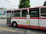 2018.7.25 (20) アピタバス停 -  北野北口いきバス 1600-1200