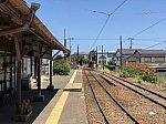銚子電鉄の終点「戸川駅」